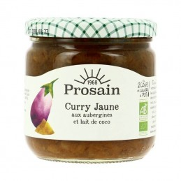 curry d'aubergines bio vrac drive lille wambrechies
